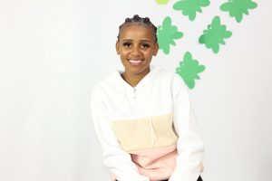 Tiffany Makhae: Limpopo 18-year-old girl impacting lives